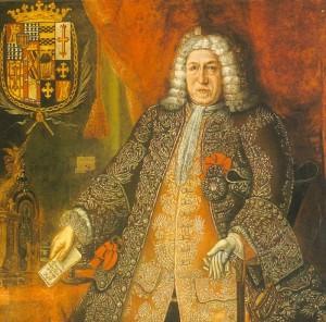 José Antonio de Mendoza Caamaño y Sotomayor
