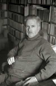 Julio Caro Baroja fotografíado por Paco Marín (1960)