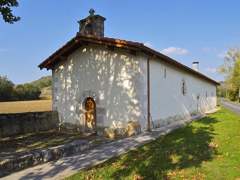 Ermita de Santo Toribio (Laminoria)