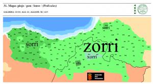zorri 'piojo'