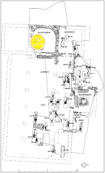 Santa Pía de Dulantzi (s. VI)