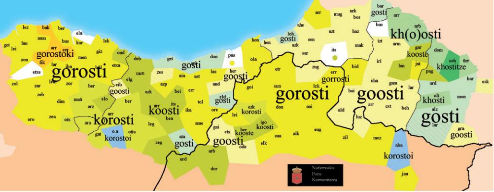 gorosti 'acebo (Ilex aquifolium)'